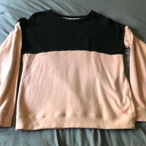 Volcom two tone sweater.